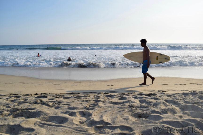 Puerto Escondido Surf and Sand