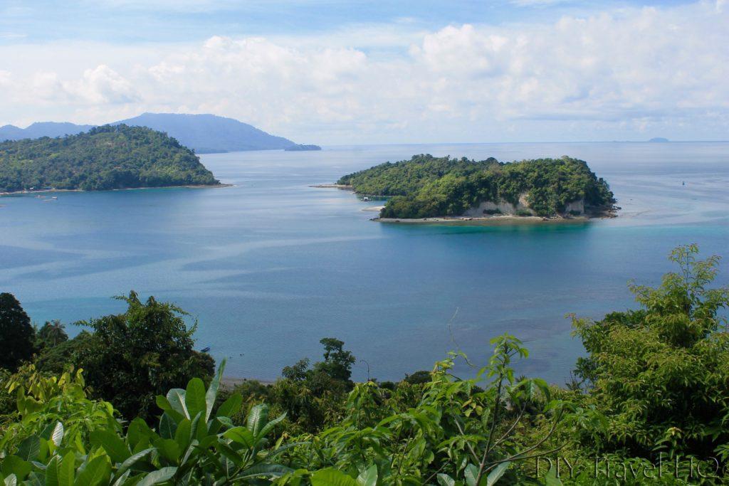 Island viewpoint Pulau Weh