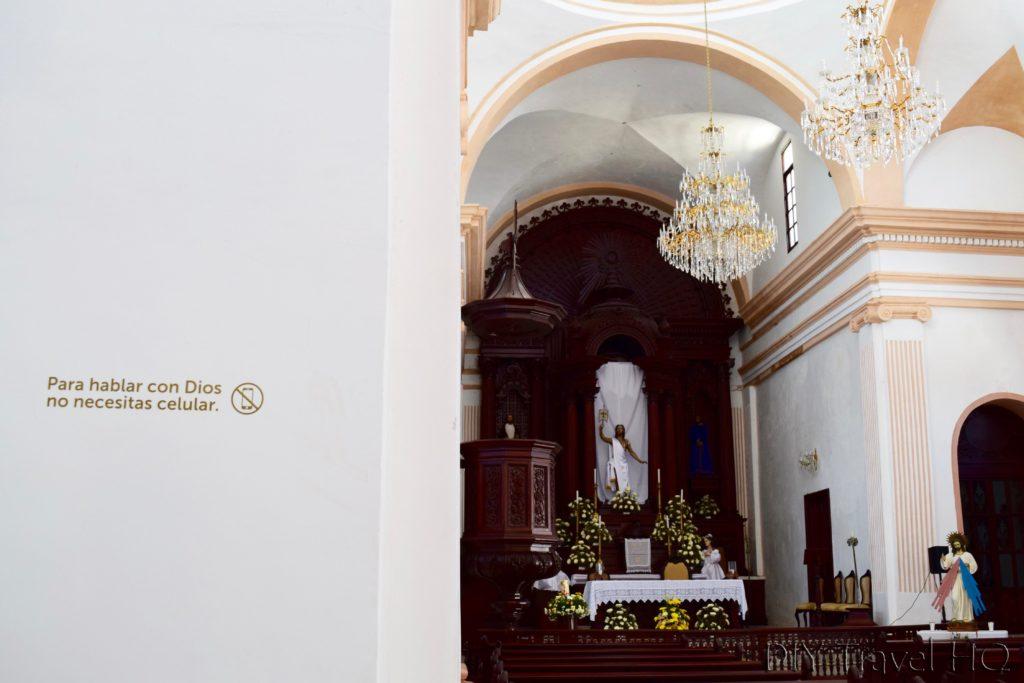 Tlacotalpan Iglesia San Cristobal Calling God