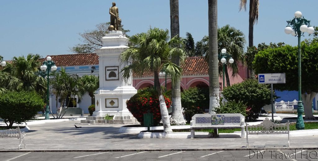 Tlacotalpan Parque Hidalgo