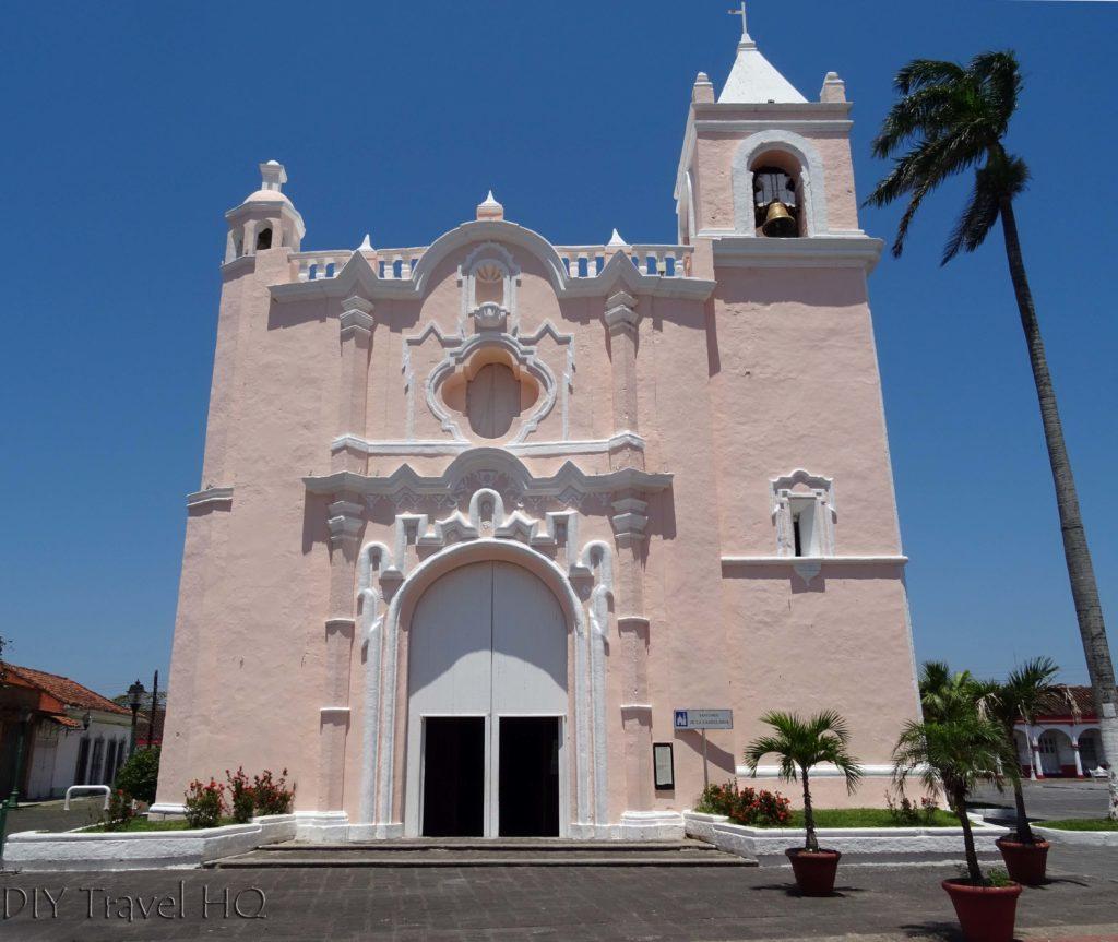 Tlacotalpan Santuario de la Candelaria
