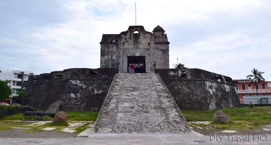 Veracruz Baluarte de Santiago