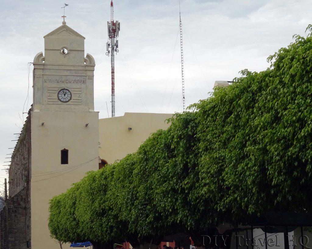 Xilitla Convento de San Agustin