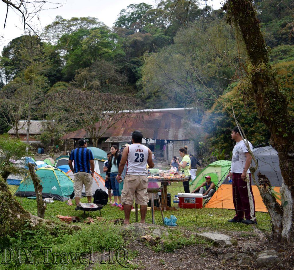 Xilitla Las Pozas Camping Grounds