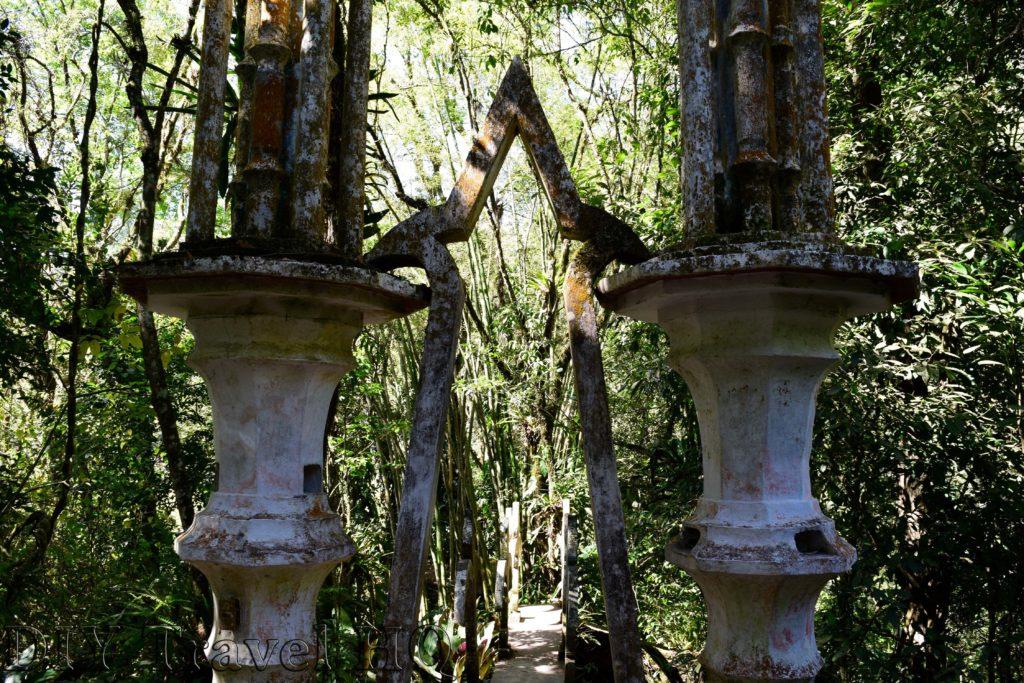 Xilitla Las Pozas Jungle Path
