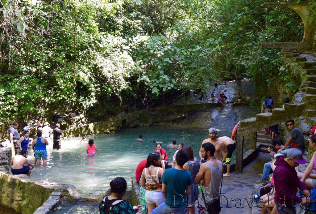 Xilitla Las Pozas Swimming Pool