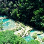 Semuc Champey: Pools on a Natural Bridge