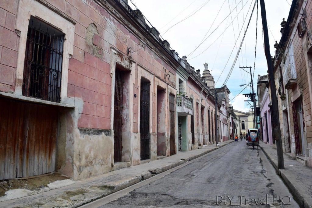 Unesco Streets of Camaguey