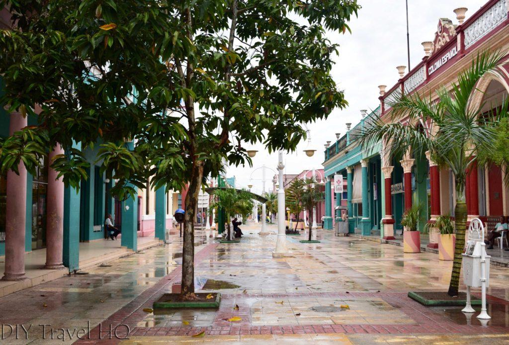 Ciego de Avila El Boulevard