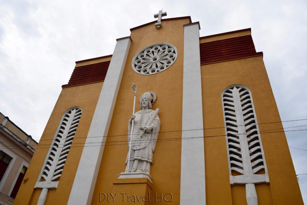 Ciego de Avila Iglesia Catolico