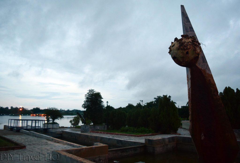 Ciego de Avila Parque de la Ciudad Sculptures