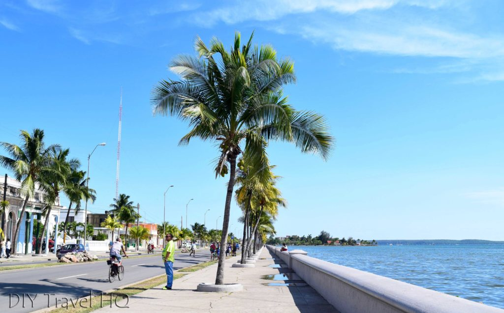 Malecon Cienfuegos to Punta Gorda