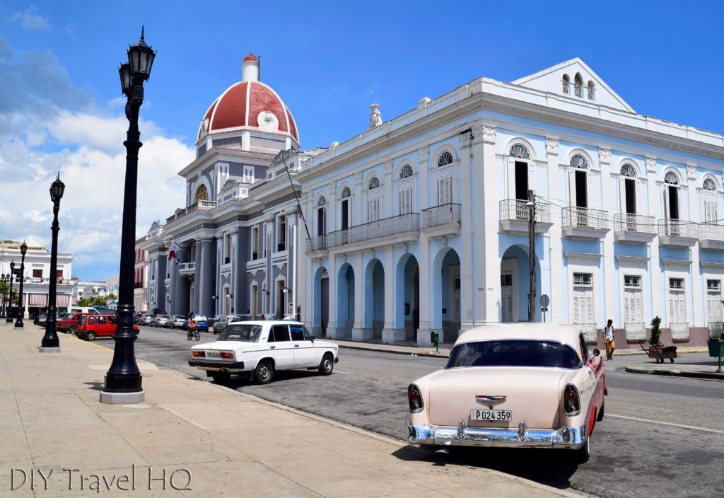 Where to go in Cuba CIenfuegos