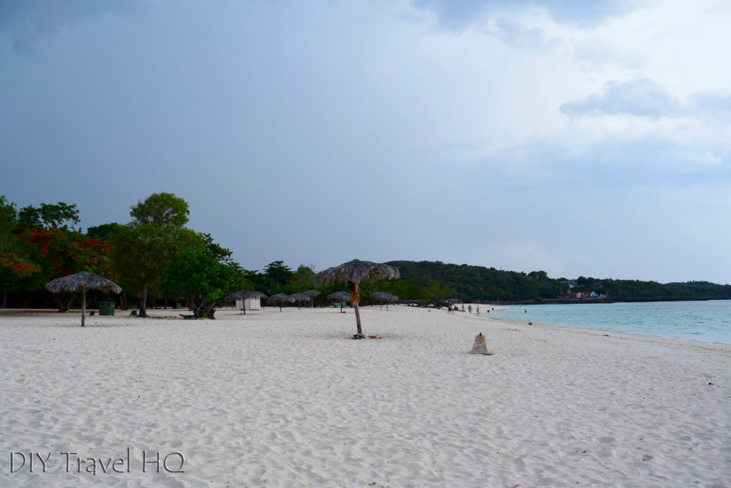 Guardalavaca Beach in Cuba