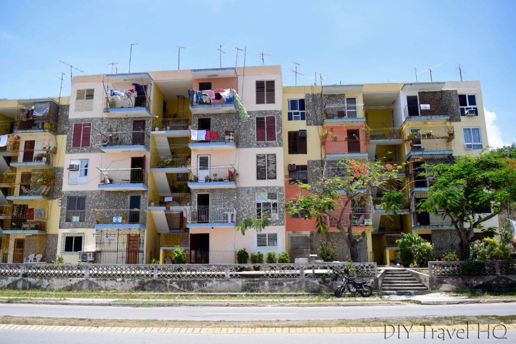 Casa Particular Apartment Block Guardalavaca