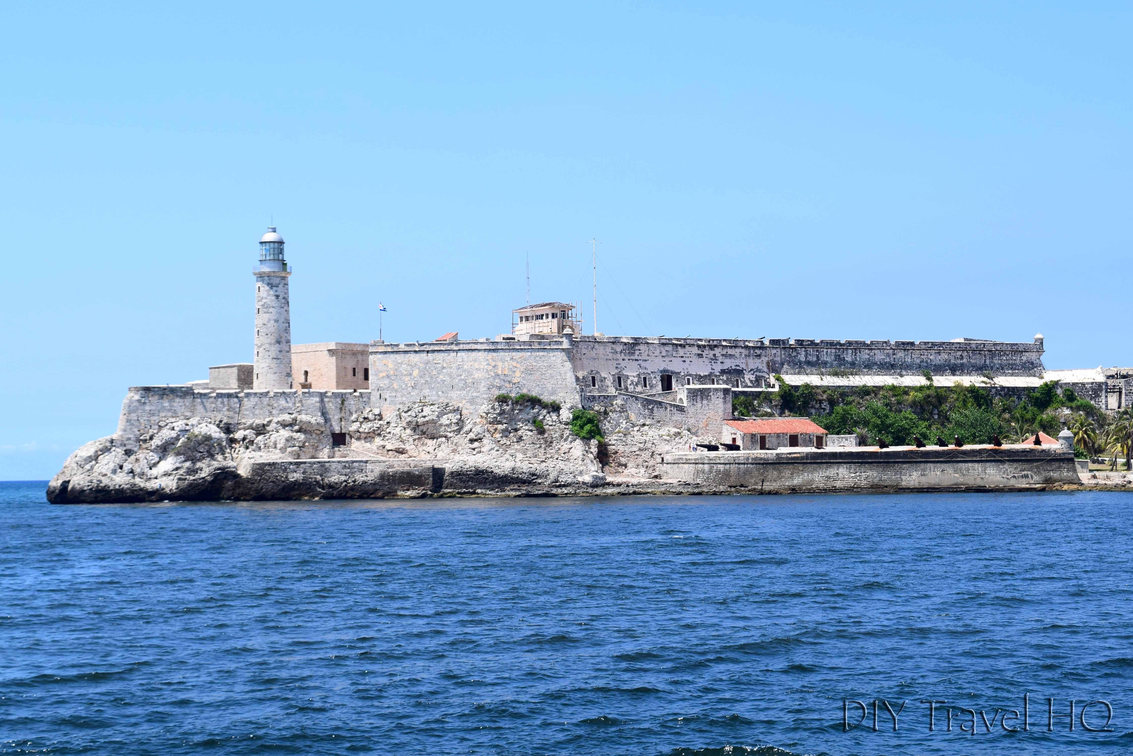 Casablanca Forts: Watching Over Havana - DIY Travel HQ
