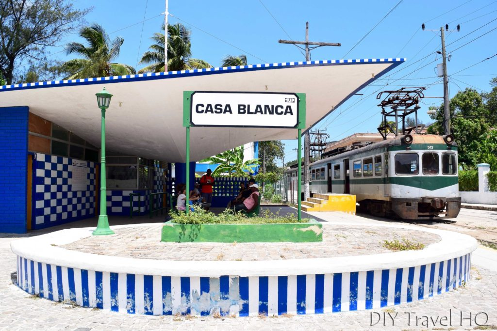 Casa Blanca Hershey Train Station Havana