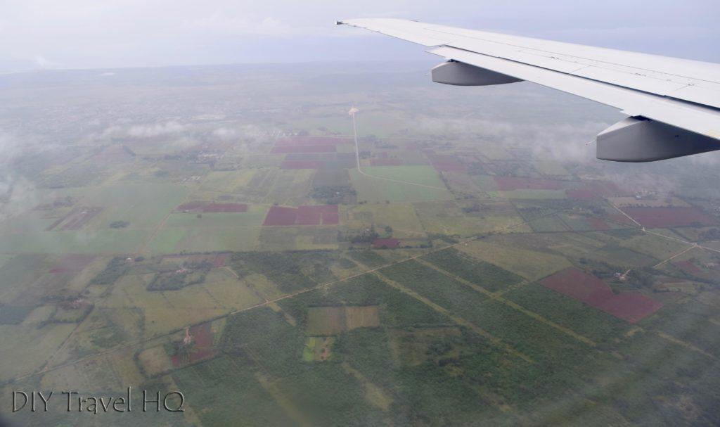 Touchdown in Havana Airport