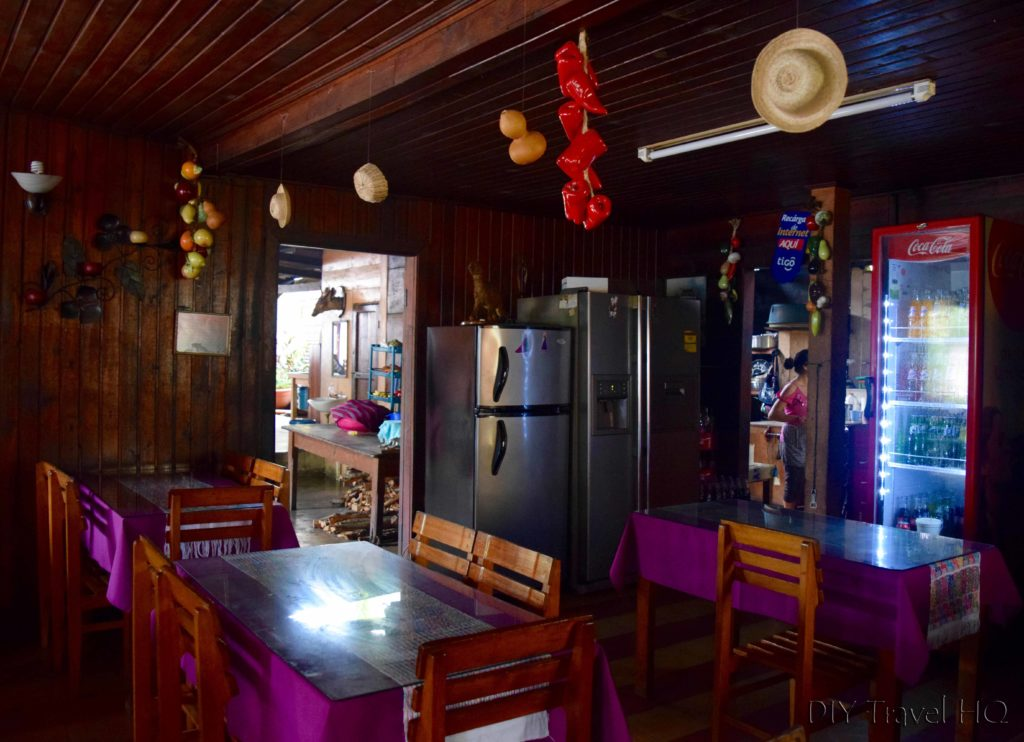 Lanquin El Shalom Restaurant