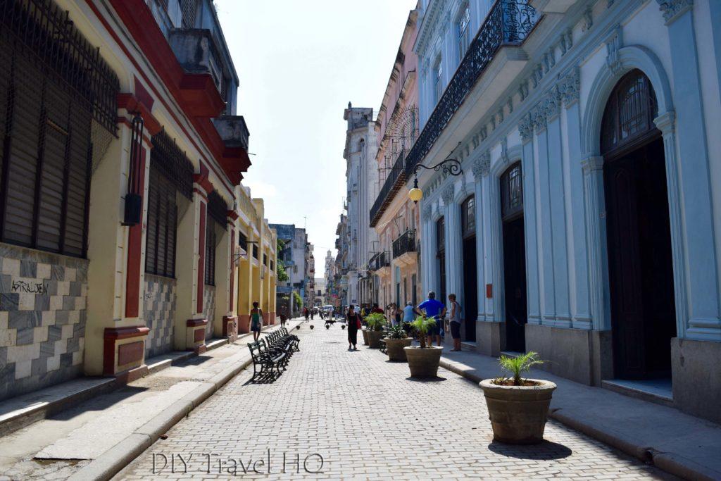 Old Havana Calle Brasil
