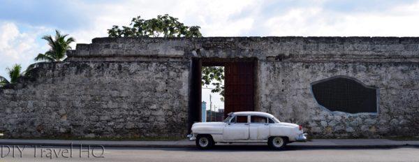 Old Havana City Wall