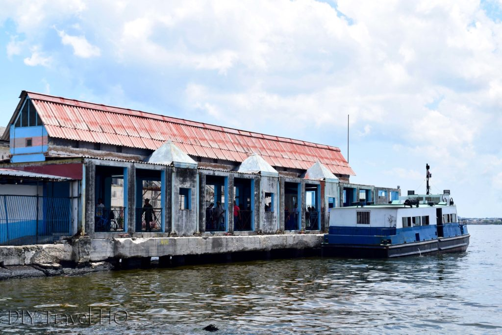 Old Havana Ferry