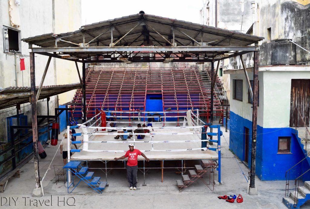 Old Havana Gimnasio de Boxeo Rafael Trejo