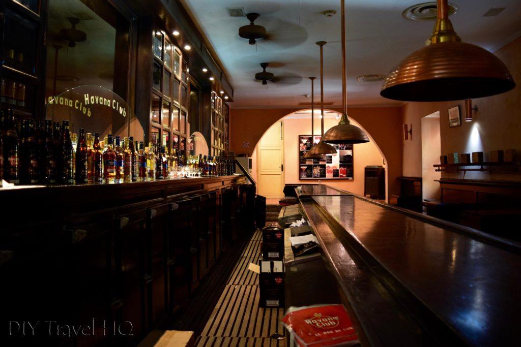 Old Havana Havana Club Bar