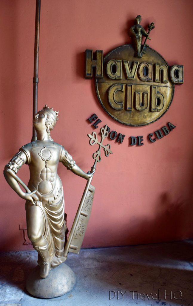Old Havana Havana Club Logo
