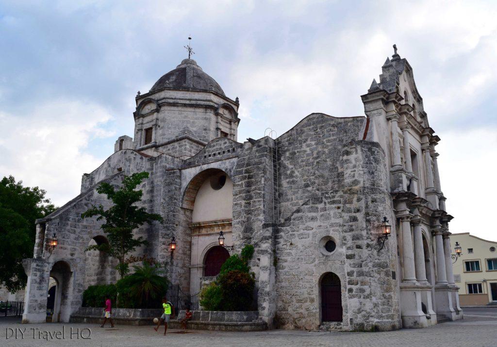 Old Havana Iglesia de San Francisco de Paula