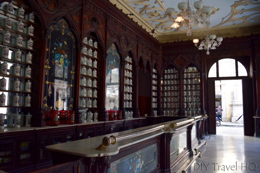 Old Havana Museo de la Farmacia Habanera Medicine Bar
