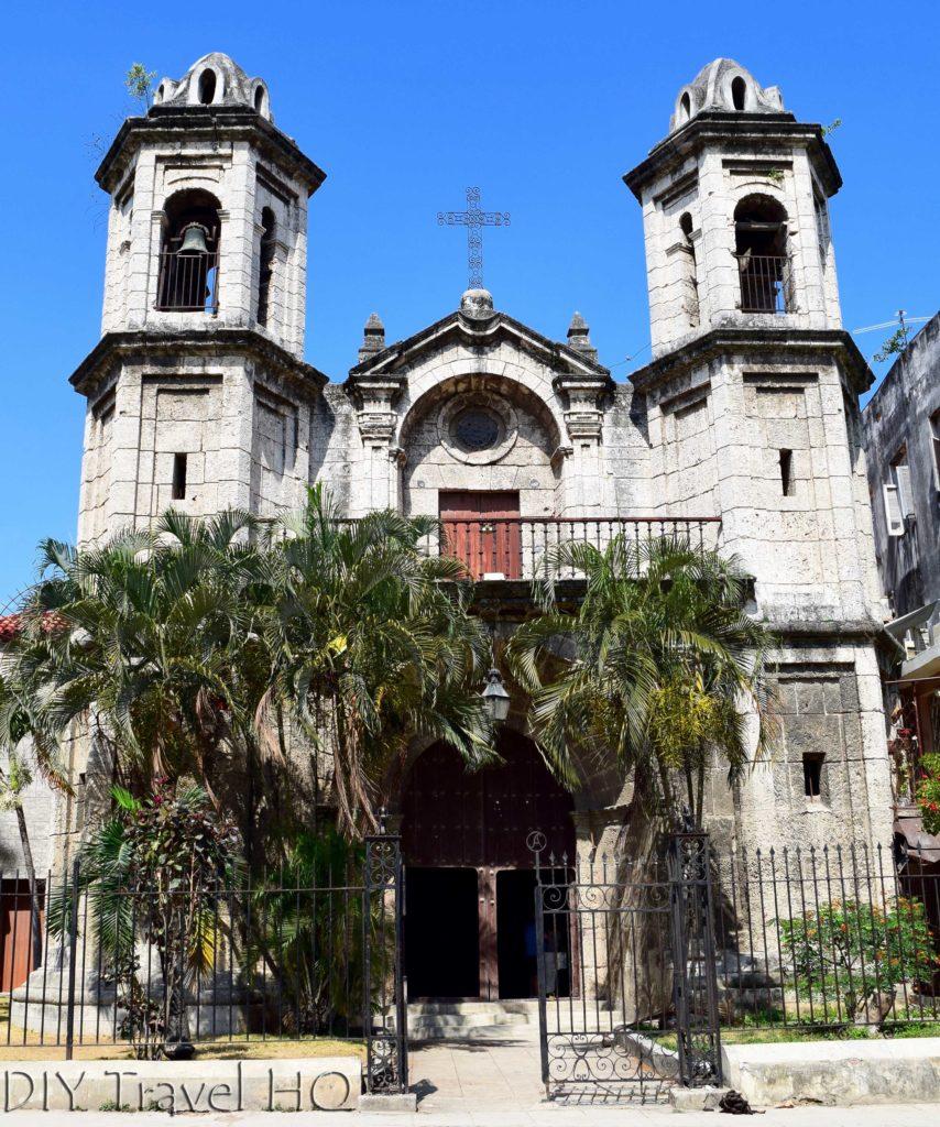 Old Havana Parroquial del Santo Cristo del Buen Viaje