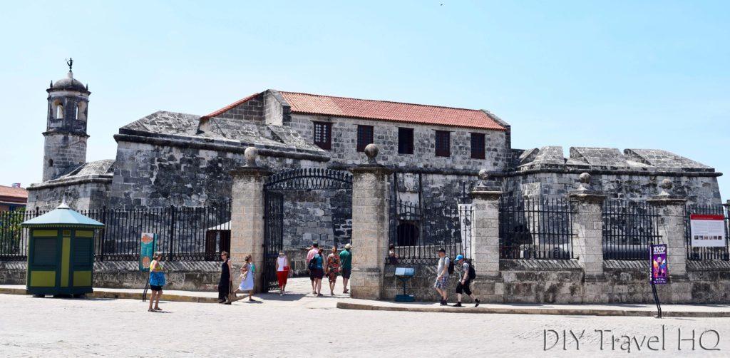 Old Havana Plaza de Armas Castillo de la Real Fuerza