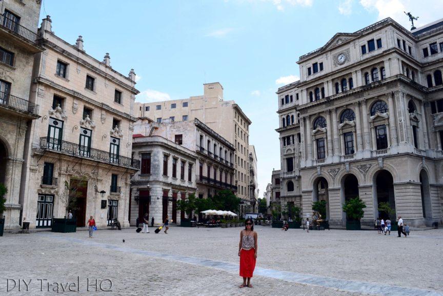 Old Havana Plaza San Francisco de Asis