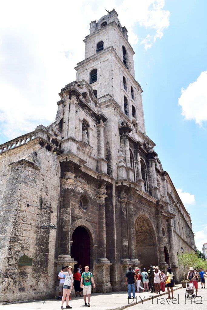Old Havana Plaza San Francisco de Asis Iglesia y Monasterio de San Francisco de Asis