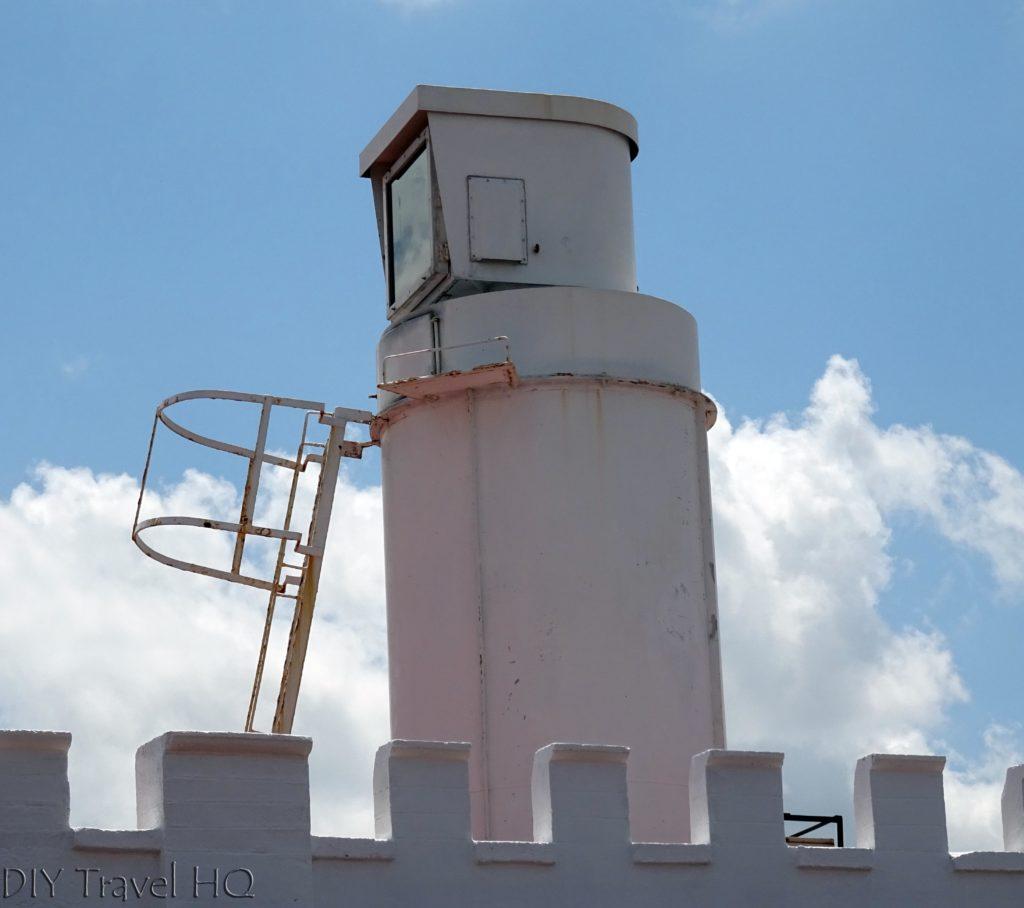 Old Havana Plaza Vieja Camara Oscura Periscope