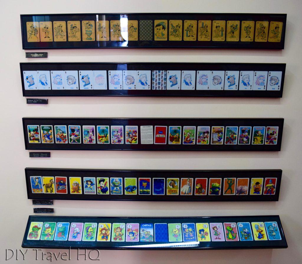 Old Havana Plaza Vieja Museo de Naipes Card Sets