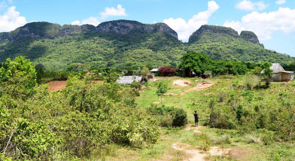 Parque Nacional Vinales Hiking