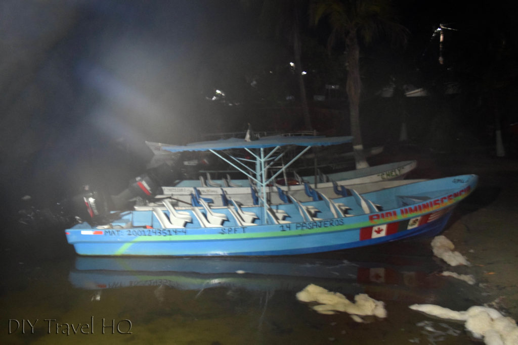 Laguna Manialtepec tour
