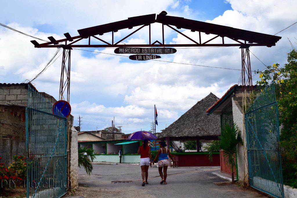 Mercado Pinar del Rio Market