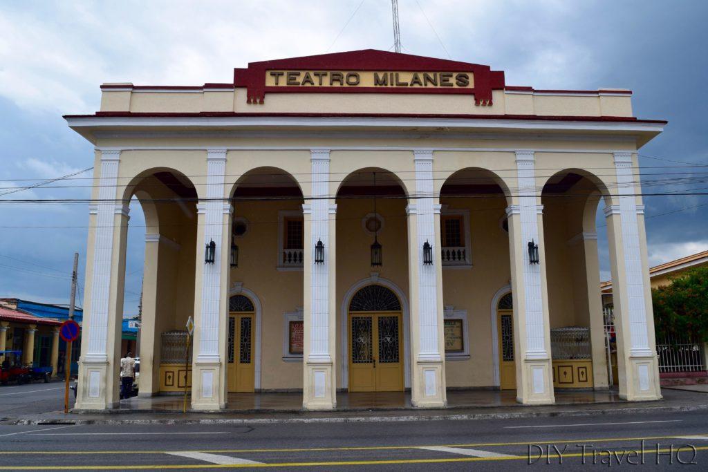Teatro Milanes Pinar del Rio