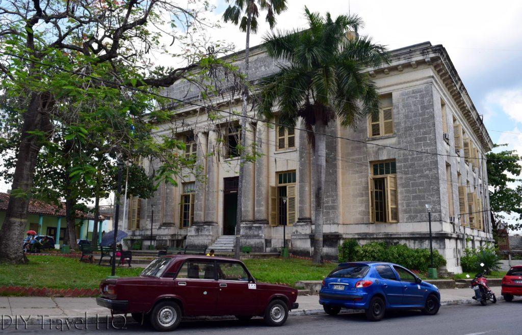 Impressive Government Building Pinar del Rio