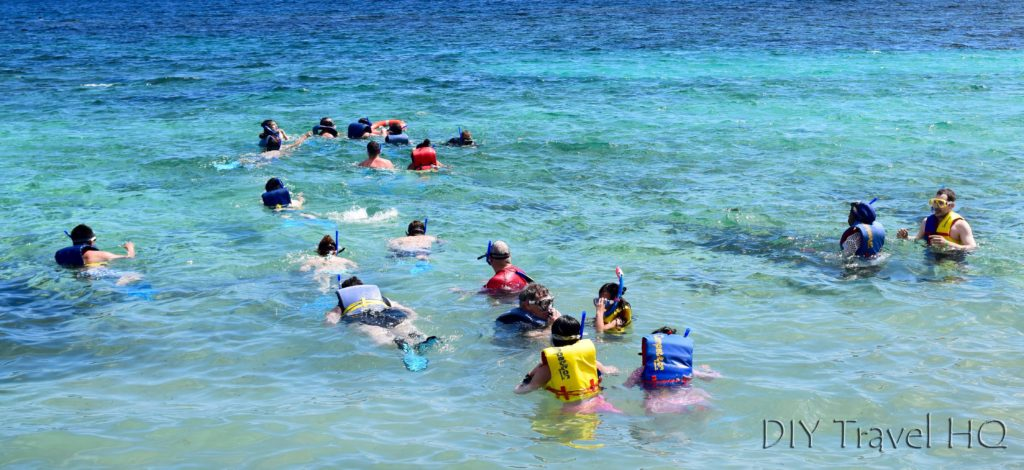 Playa Coral Flora and Fauna Reserve Snorkeling Tour Two by Two