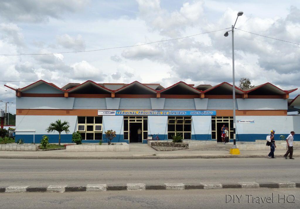 Sancti Spiritus Bus Terminal