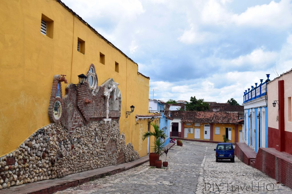 Sancti Spiritus Calle San Miguel Street Art