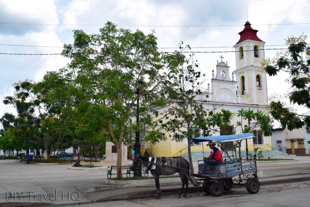 Sancti Spiritus Iglesia de Nuestra Senora de la Ciudad