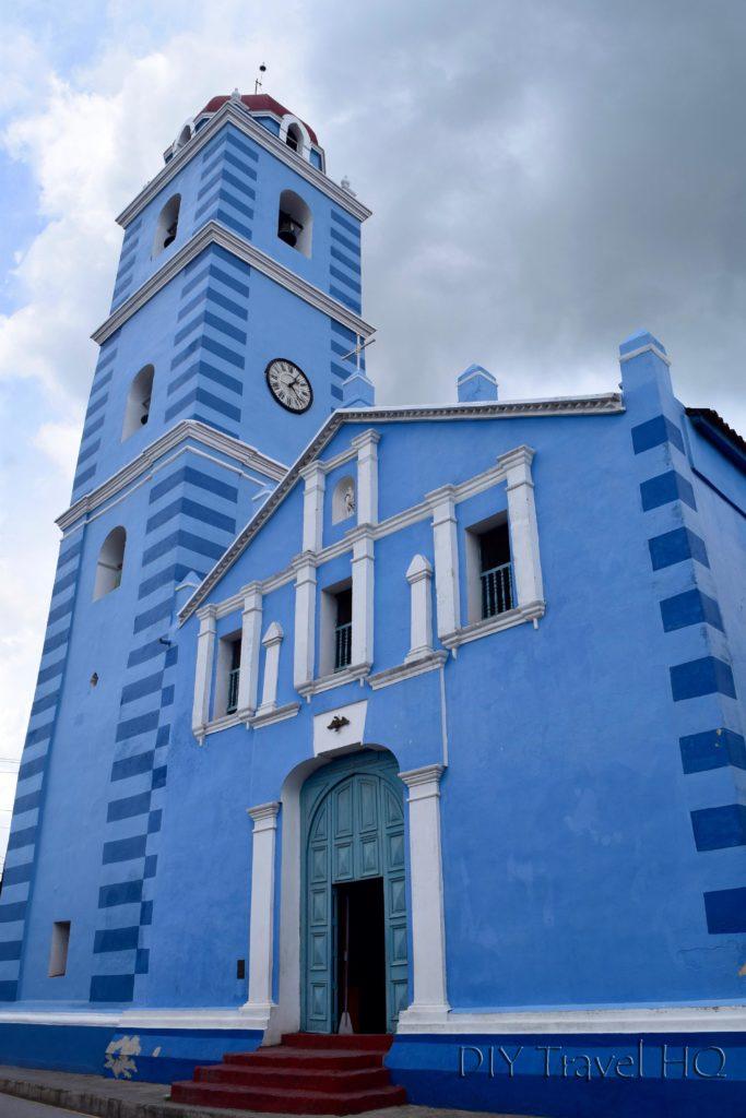 Sancti Spiritus Iglesia Parroquial Mayor del Espiritu Santo