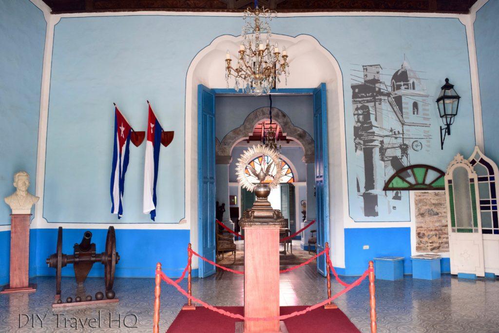 Sancti Spiritus Inside Museo Provincial