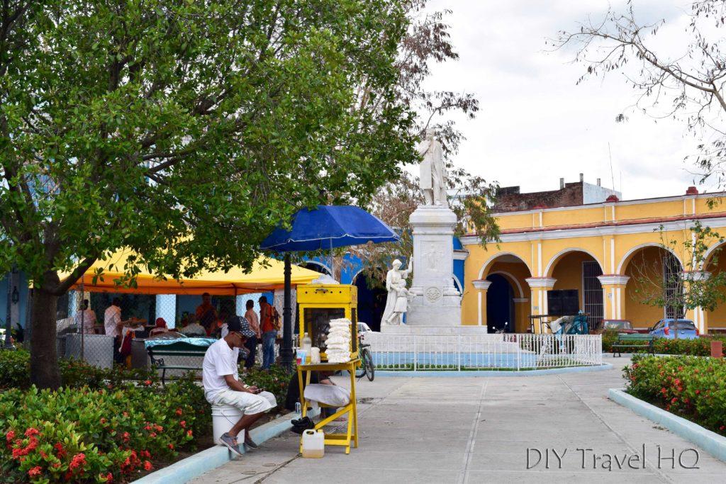 Sancti Spiritus Plaza Honorato