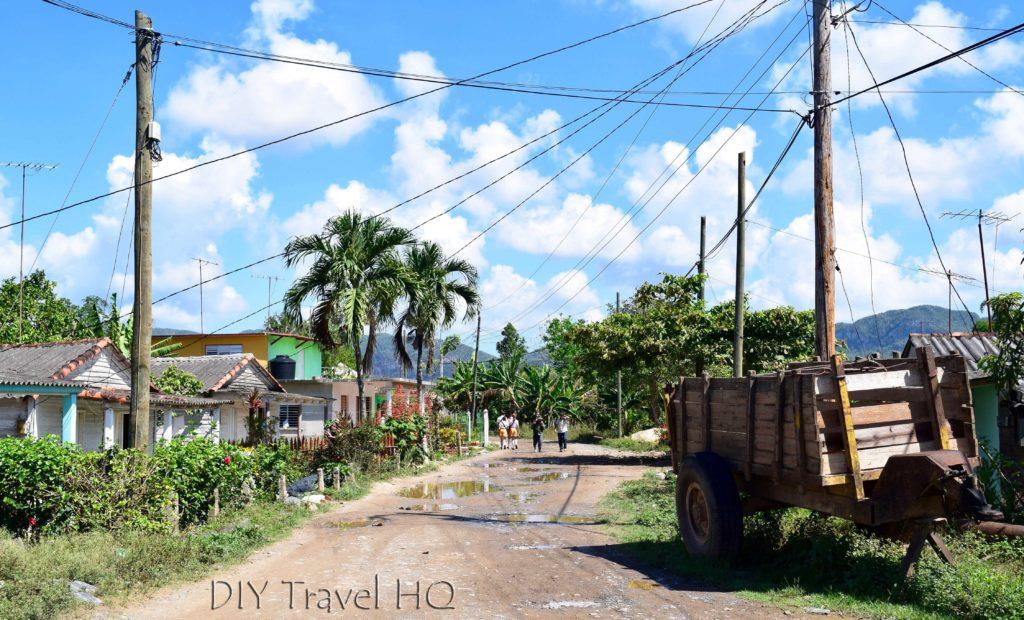 Village in Parque Nacional Vinales